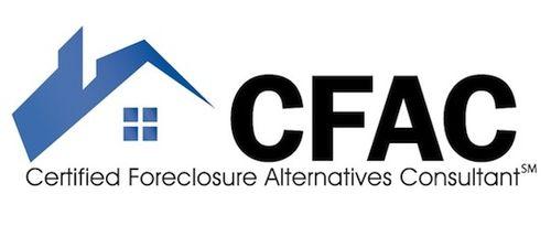 CFAC-Certified Foreclosures Alternatives Consultant
