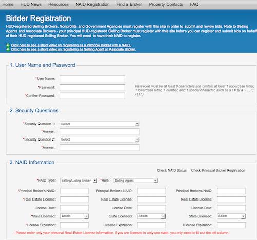 HUD_registration