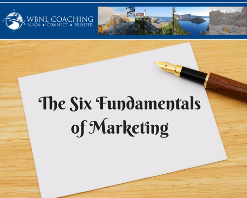SixMarketingFundamentals