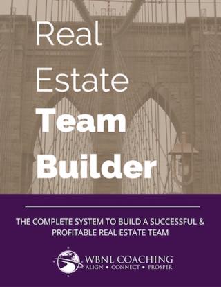 Real Estate Team Builder - Overview