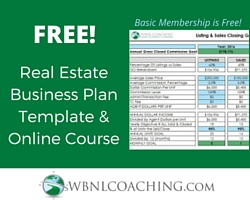 Real Estate Coach Team Building Real Estate Agent Business - Realtor business plan template